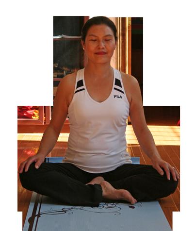 karma thegsum chöling  nj  yoga